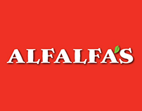 Alfalfa's Natural Grocers In-Store Signage Icons