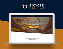 Bicycle Legal Team | Landing page