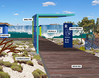 Fortescue - Cloudbreak Village upgrades - Concepts