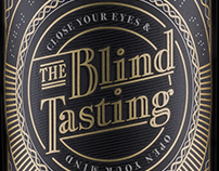 The Blind Tasting Wine Packaging