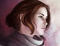 Fan Art - Zoe Castillo, Dreamfall