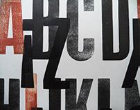A-Z! Experimentação tipográfica