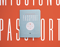 Grace Missionary Passport