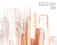 Kid Cousin - Birth Album Design