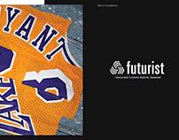 Futurist Customs Custom Sports Apparel