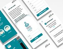 Stress Less app - UX/UI