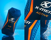 ADS - X-MEN ACTIVE
