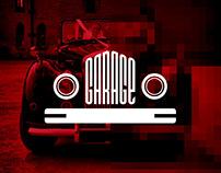 2010 Бренд-бук для автомобильного комплекса «ГАРАЖ»
