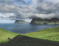 Morning Yearning - Faroe Islands