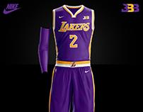Rebranding NBA Uniforms