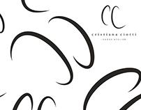 Cristiana Ciotti - Brand Identity case study -