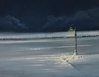 Düşen Kar 11 | Falling Snow 11