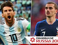 French vs Argentina