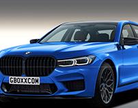 2019 BMW M7