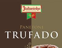 Embalagem Panetone - Italianinho Alimentos