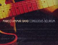 MAB - Conscious Delirium / CD Graphic Design