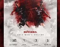 Rutgers Men's Soccer