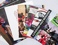 Various SUU Printed Materials
