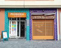 Pintura fachada para comercios
