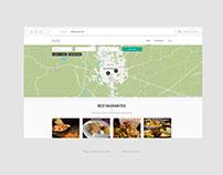 Disfrutags | Sitio Web con Directorio