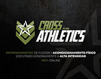 Cross Atletics Logo - Cross fit sport company