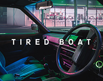 TIRED BOAT