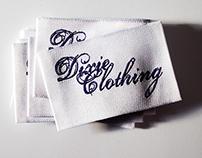 Dixie Clothing: Logo & Branding
