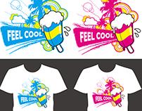 T-Shirt設計競賽投稿