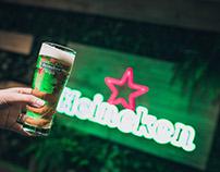 Star Bar By Heineken Agencia: PersonallyPR *Activación