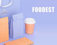 UI/UX of Food App