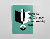 Nagroda im. Wisławy Szymborskiej 2016