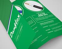 Novo Folder (Mídia Off-Line) Danflex Limeira