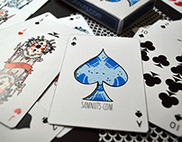 PLAYING CARDS CUSTOM