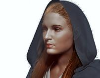 Sansa Stark Sculpt