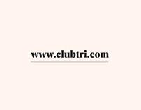 ClubTri *Placas publicitarias