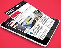 ITNEXT - Responsive Website
