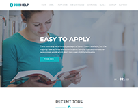 Jobhelp – Job Board Responsive WP Theme