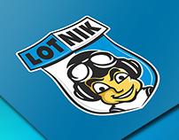 Lotnik Junior Logo