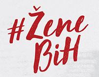 #Žene BiH | Book Illustration