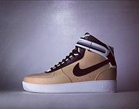 3D Nike Air Force1 RT