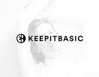 KEEPITBASIC Branding & Logo Design