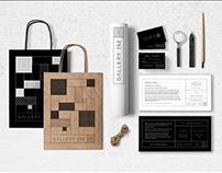 Gallery 152 - Brand Development & Assets