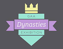 GAA Dynasties Exhibition