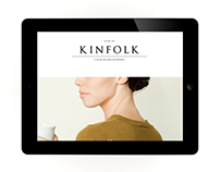 Kinfolk Magazine Vol 2