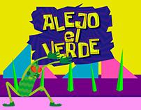 Alejo El Verde - Animation