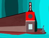 """Ballard """"Eat"""""""