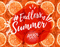 Endless Summer - Aperol Spritz
