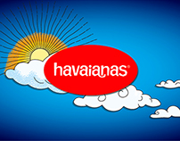 Havaianas Europe: Posts design for RRSS Fan pages.