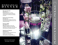 Banquet Brochures