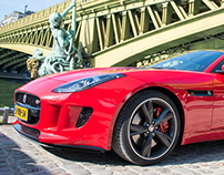 Jaquar F-Type for GBC nr. 24